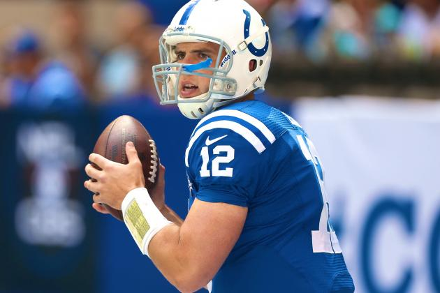 Seattle Seahawks vs. Indianapolis Colts: Live Scores, Highlights and Analysis