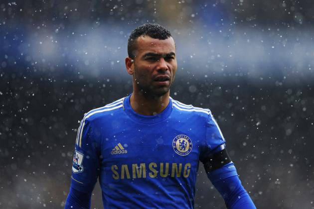 Ashley Cole Injury: Updates on Chelsea Star's Ribs, Likely Return Date