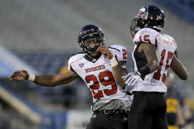Cameron Stingily Leads NIU over Kent State