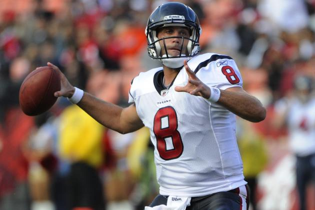 Texans vs. 49ers: Players from Each Team Who Must Step Up in Prime-Time Showdown