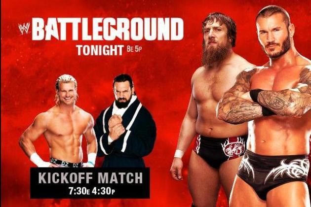 WWE Battleground 2013: Today Is Judgment Day for Creative