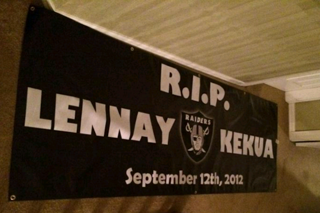 Oakland Raiders Fans Will Honor the Memory of Manti Te'o's Fake Girlfriend