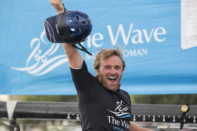 Wave, Muscat Sail a Faultless Regatta in Nice to Claim Win at Penultimate Act