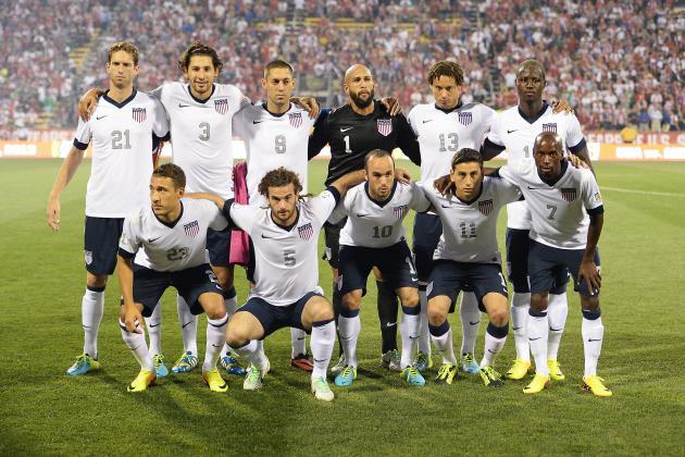 Breakdown of Jurgen Klinsmann's USMNT Roster