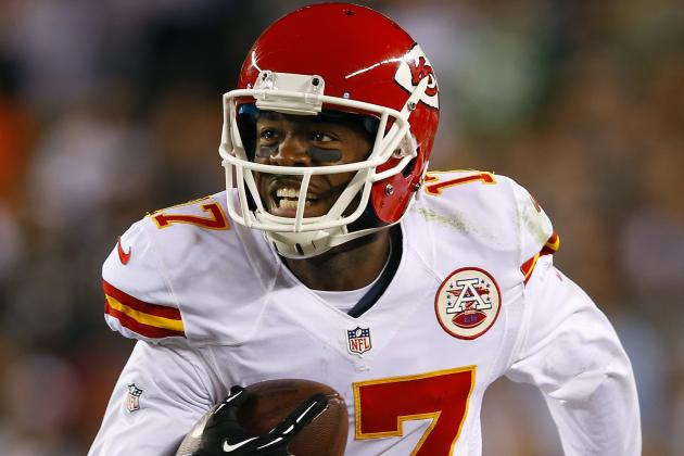 Donnie Avery Injury: Updates on Chiefs WR's Shoulder