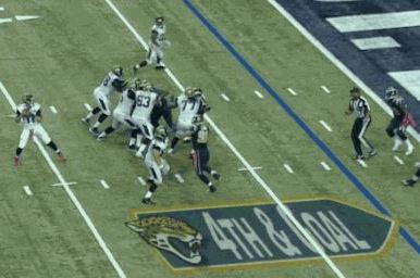 Jaguars Take Field Goal off the Board, Throw End-Zone INT