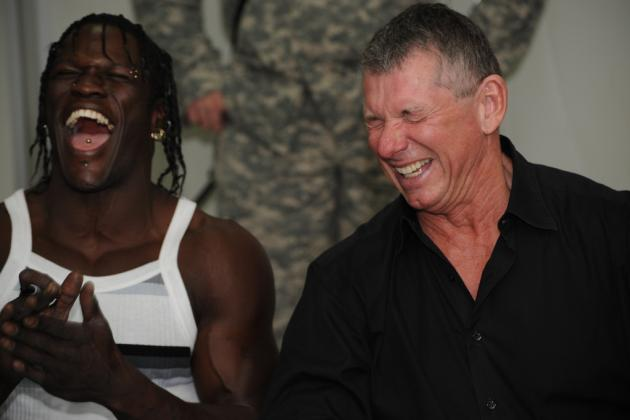 WWE Battleground Predictions: Big Plans Ahead for R-Truth in Near Future?