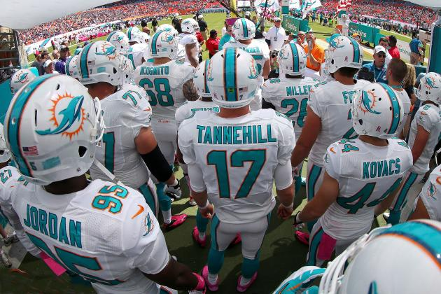Baltimore Ravens vs. Miami Dolphins: Live Grades and Analysis for Miami