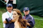 Female Streaker Crashes Presidents Cup