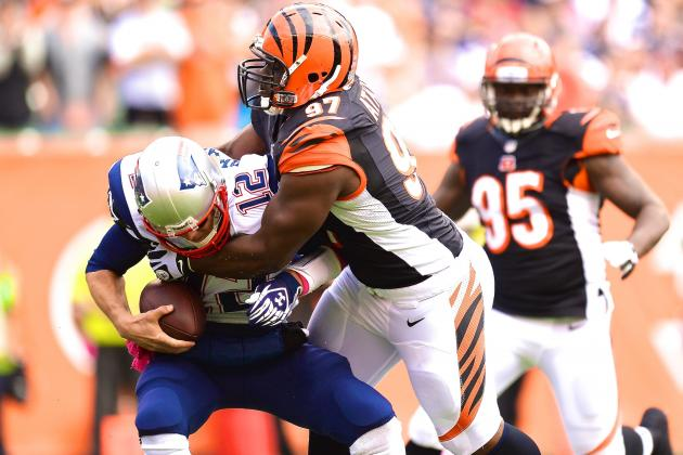 Patriots vs. Bengals: Live Score, Highlights and Analysis