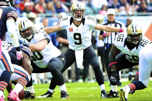 Saints vs. Bears: Live Score, Analysis and Updates for New Orleans
