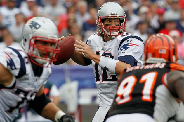Patriots vs. Bengals: Live Grades and Analysis for New England