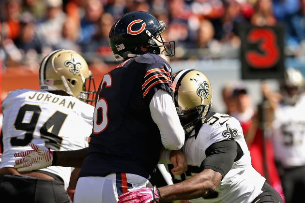 Saints vs. Bears: Live Game Grades and Analysis for Chicago