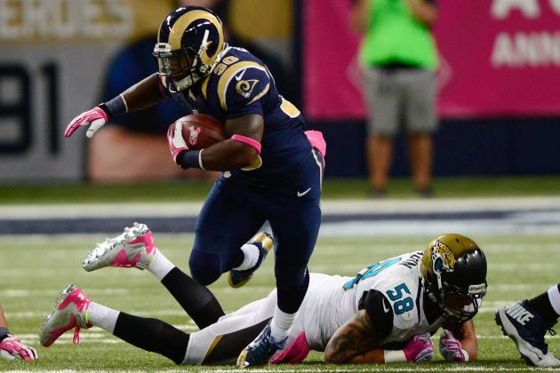 Zac Stacy Injury: Updates on Rams RB's Ribs