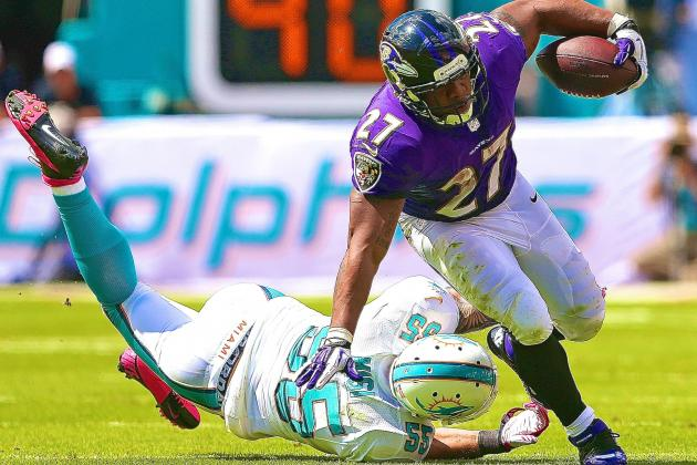 Baltimore Ravens vs. Miami Dolphins: Live Score, Highlights and Analysis