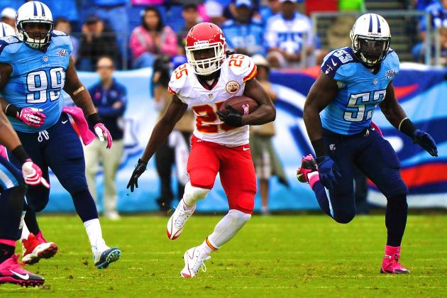 Kansas City vs. Tennessee: Live Score, Highlights and Analysis