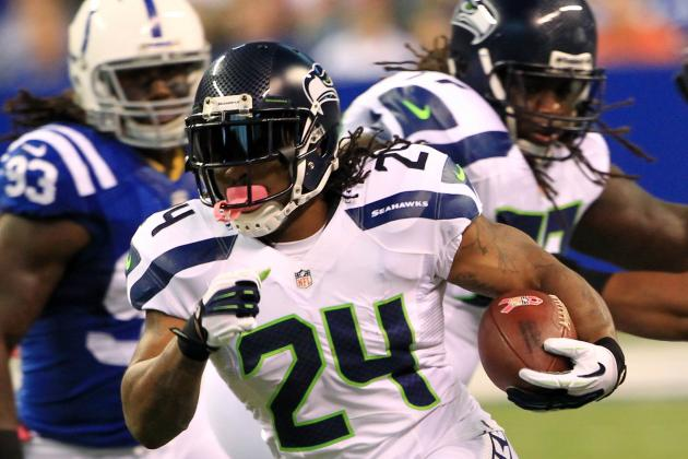 Indianapolis Rallies Late to Beat Seahawks 34-28
