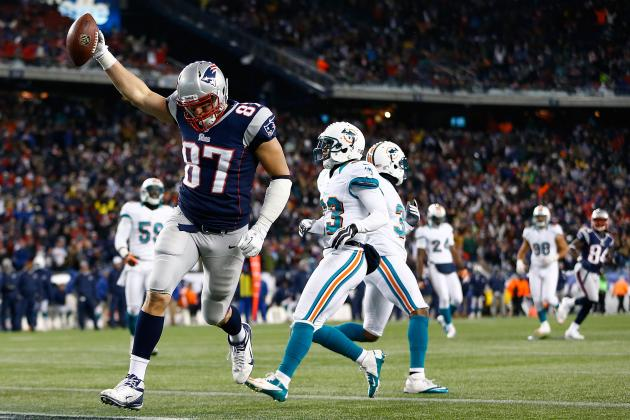 Patriots-Bengals: Pats Shouldn't Panic, but Need Rob Gronkowski Against Saints