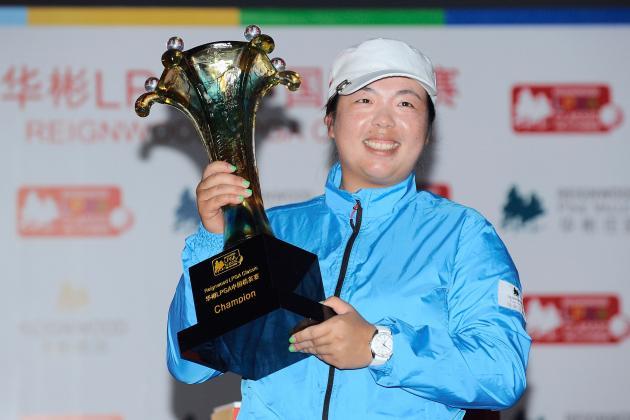 Shanshan Feng Wins Inaugural Reignwood LPGA Classic