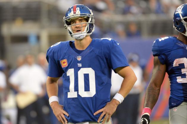 Eagles vs. Giants: Live Grades and Analysis for New York