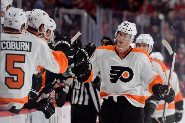 ESPN Gamecast: Flyers vs. Hurricanes