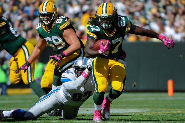 Green Bay Packers Finally Winning with Offensive Balance