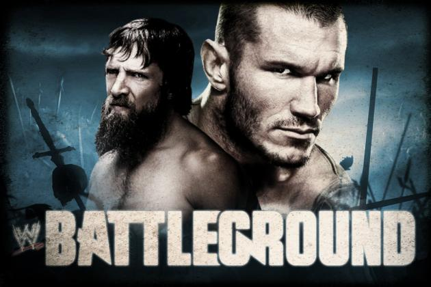 WWE Battleground 2013 Results: Live Reaction and Review