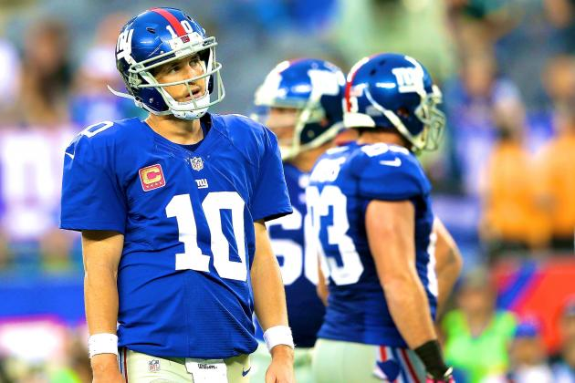 Philadelphia Eagles vs. New York Giants: Score, Grades and Analysis