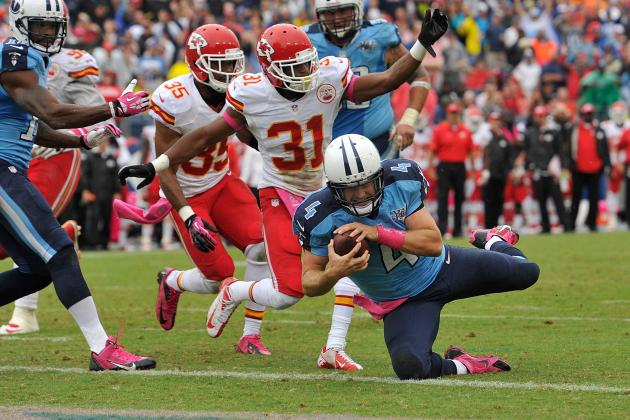 Chiefs vs. Titans: Takeaways from Kansas City's 26-17 Victory over Tennessee