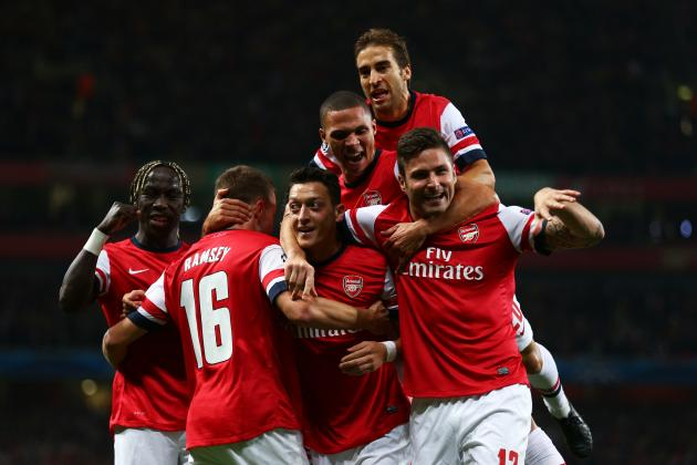 Forget the Premier League, Arsenal Must Aim for Champions League as Well