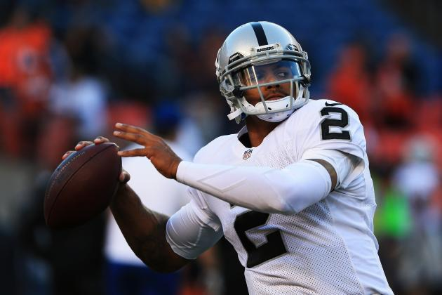 Terrelle Pryor Deserves to Be Named Oakland Raiders' Long-Term Starter