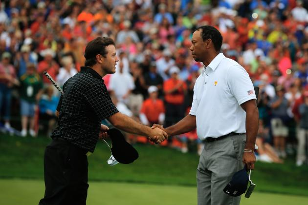 2013 Presidents Cup: Tiger Woods Takes Center Stage Again for United States Team