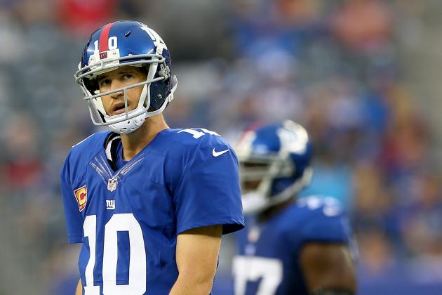 Coughlin: Eli Manning 'too Good a Player' to Play Like This
