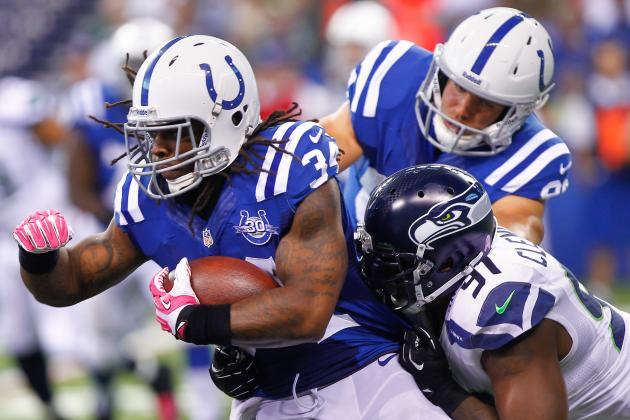 Did the Indianapolis Colts Make a Mistake Trading for Trent Richardson?