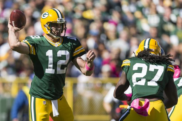 Packers Even Record in Dominant Fashion