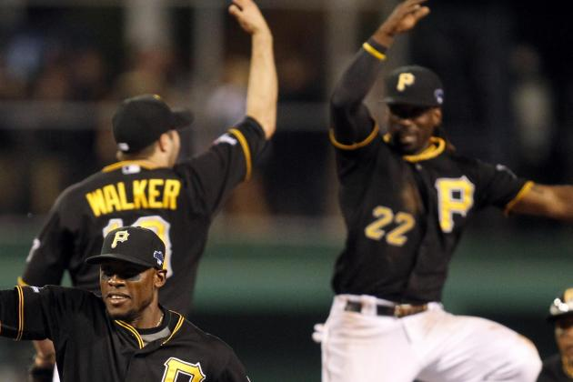 Pirates Slip Past Cardinals, Take NLDS Lead