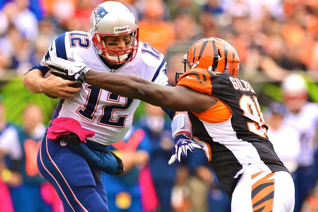 Patriots' Offensive Woes Run Deeper Than Absence of Rob Gronkowski