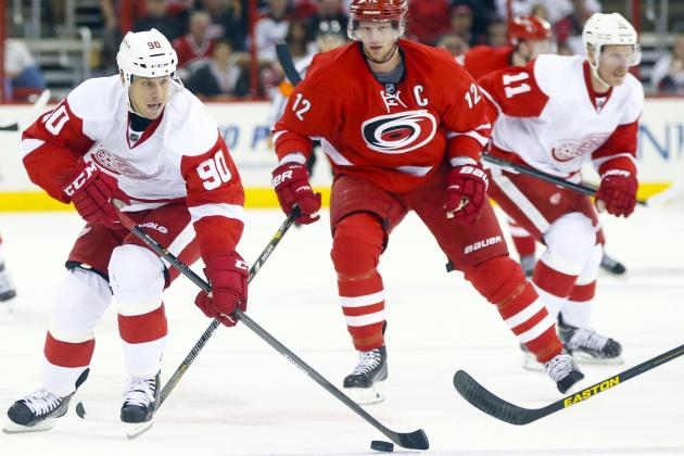 Breaking Down Stephen Weiss and Daniel Alfredsson's Starts to 2013-14 Season