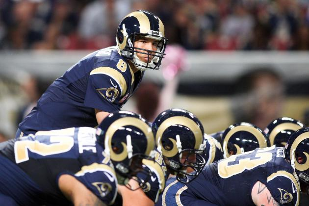 St. Louis Rams Must Take the Good and the Bad with Sam Bradford
