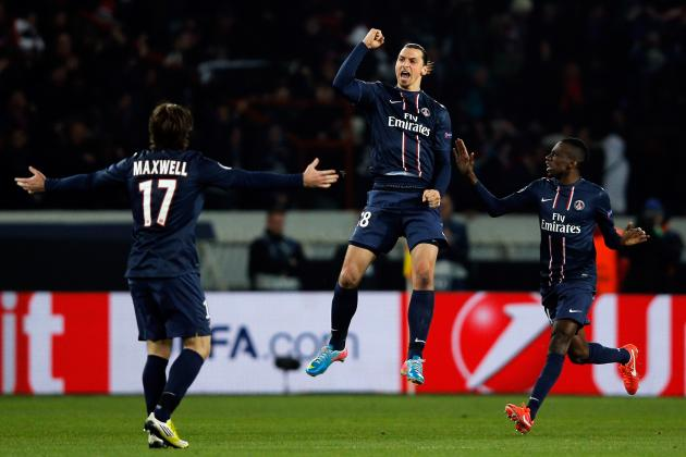 Ligue 1: Week 9: Falcao, Ibrahimovic and Cavani Watch