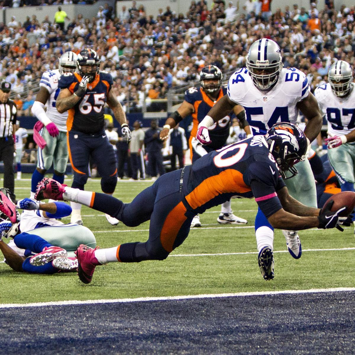 Denver To Hawaii: Broncos Vs. Cowboys: Full Roster Report Card Grades For
