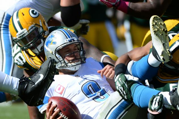 Lions vs. Packers: Critical Loss Proves Detroit Is Not Ready to Contend