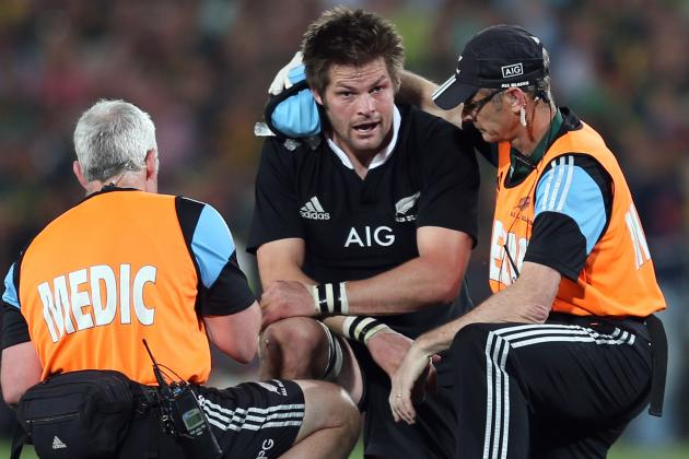 All Blacks Dig Deep for Gold Title