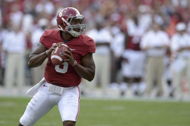 Alabama Football: Grading the Tide's Top Backups That Played vs. Georgia State