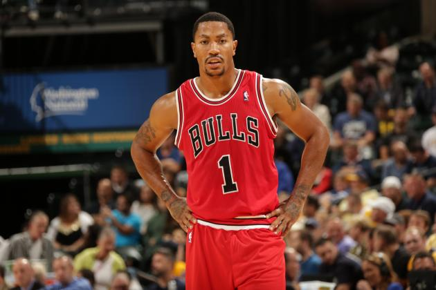 Derrick Rose: Chicago Bulls Star Has Strong Outing in Return Against Pacers
