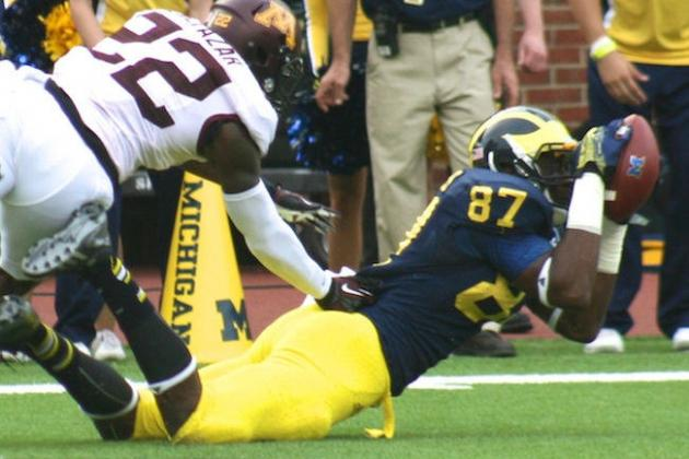Adjustments Lead to Success for Michigan Offense, Ready for Big Ten Play