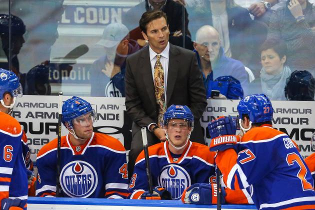 Oilers Coach: 'The City and Fans Should Be Angry'