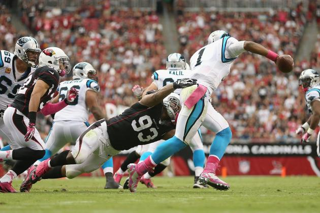 After Another Brutal Game, Panthers Face Tough Questions on Cam Newton's Future