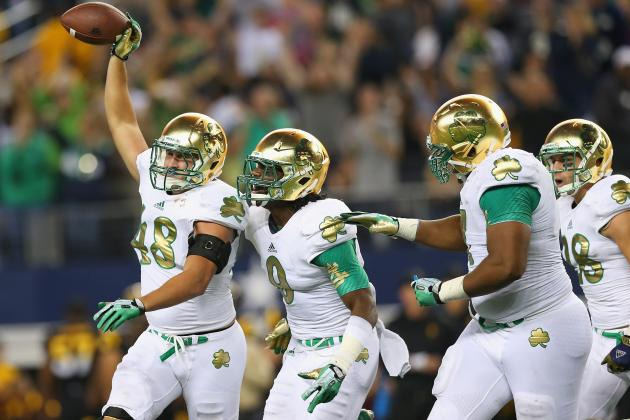 Notre Dame Football: What the Victory Against Arizona State Means for the Irish