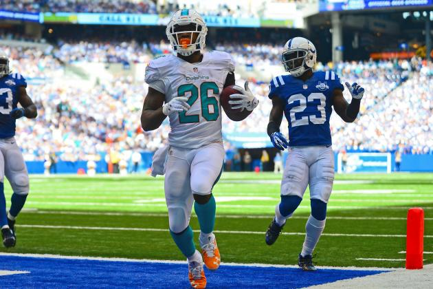 Analyzing How the Miami Dolphins Can Get the Running Game Back on Track?